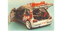 Renault Clio Maxi   St.Nr.     Boucles de Spa 1995 BELGA Munster/Elst
