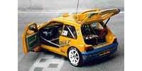 Renault Clio Maxi   St.Nr. 11    Rouergue 1995 CLEON-DIEPPE Jordan/Boyere