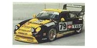 Porsche 911 GT 2   St.Nr. 79   Unf Le Mans 1995 TISSOT Calderari/Bryner/Fuchs