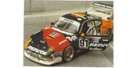 Porsche 911 GT 2   St.Nr. 91   Unf Le Mans 1995 REPSOL Saldana/de Bourbon/de Castro