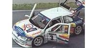 Peugeot 306 Maxi Evo2   St.Nr. 3   2. de Geants 1997 ESSO Gany/Torin