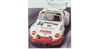 Porsche 993 Biturbo   St.Nr. 54   19. Le Mans 1995 AGATHA Kaufmann/Hahne/Ligonnet