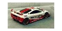 McLaren BMW F 1 GTR   St.Nr. 49   Unf Le Mans 1995 WEST FM Nielsen/Bscher/Mass