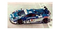McLaren BMW F 1 GTR   St.Nr. 50   5. Le Mans 1995 JACADI Giroix/Grouillard/Deletraz