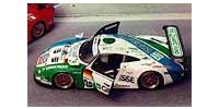 Porsche 911 GT 1   St.Nr. 28   Unf Le Mans 1997 K?LLNER/GIESSE Konrad/Baldi/Nearn 100 Stck