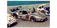 Porsche 911 GT 1   St.Nr. 32   Unf Le Mans 1997 NIKKO/H & R Ortelli/McNish/Wendlinger 100 Stck