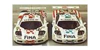 McLaren BMW F 1 GTR LM   St.Nr. 38   11. Le Mans 1996 FINA Laffite/Soper/duez