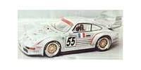 Porsche 911 RSR GT 1   St.Nr. 55   Unf Le Mans 1995 CHEREAU Chereau/Leconte/Yver