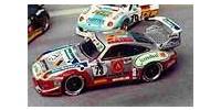 Porsche 911 GT 2   St.Nr. 73   11. Le Mans 1997 JUMBO Breyner/Breyner/Breyner 100 Stck