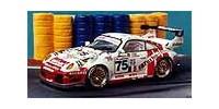 Porsche 911 GT 2   St.Nr. 75   Ausf Le Mans 1997 F.A.T. Bourdais/Kitchak/Resende