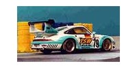 Porsche 911 GT 2   St.Nr. 79   Ausf Le Mans 1997 TSW Seiler/M.Schumacher/Ligonnet