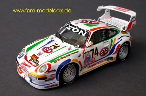 Porsche 911 GT 2 Evo   St.Nr. 74   6. Sebring 1996 STP Stuck/Adam