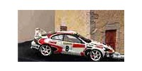 Toyota Celica ST 205   St.Nr. 8   16. Monte Carlo 1997 CASTROL Loix/Smeets