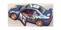 Subaru Impreza WRC   St.Nr. 4   1. Monte Carlo 1997 555 Liatti/Pons