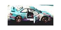 Subaru Impreza WRC   St.Nr. 2    Boucles de Spa 1998 BELGACOM de Mevius