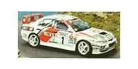 Mitsubishi Lancer Evo 4   St.Nr. 1   1. Catalunien 1997 RALLIART M?kinen/Harjanne