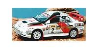Mitsubishi Carisma GT Gr.A   St.Nr. 2   1. Safari 1998  Reid/Burns