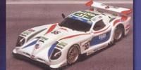 Panoz Esperante GTR   St.Nr. 54   Ausf Le Mans 1997 BLEND 37/TOAD Wallace/Weaver/Leitzinger