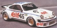 Porsche 934   St.Nr. 65   19. Le Mans 1976 ELF Wollek/Pironi/Beaumont