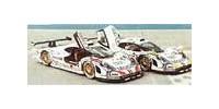 Porsche 911 GT 1   St.Nr. 26   1. Le Mans 1998 MOBIL 1 McNish/Aiello/Ortelli