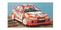 Mitsubishi Lancer Evo 5   St.Nr. 1   1. Australien 1998 WINFIELD Makkinen