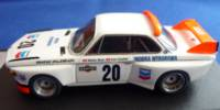 BMW 3,0 CSL 20 Spa 1973 WODKA WYBEROVKA Brun Base Competition