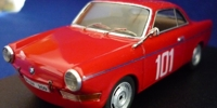 BMW 700 St.Nr. 101 Zolder 1964 Ickx decal