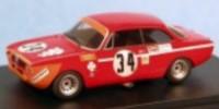 Alfa Romeo GTAJ   St.Nr. 34    Jarama 1972  Facetti/Picchi pre-painted