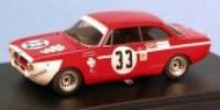 Alfa Romeo GTAJ   St.Nr. 33    Jarama 1972  Hezemans/van Lennep pre-painted
