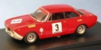 Alfa Romeo GTAm   St.Nr. 3    Jarama 1970  Zeccoli