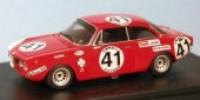 Alfa Romeo GTAm   St.Nr. 41    Spa 1971  Touissant/Bertinchamps pre-painted