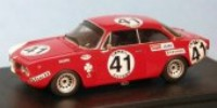 Alfa Romeo GTAm   St.Nr. 41    Spa 1971  Touissant/Bertinchamps