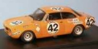 Alfa Romeo GTAm   St.Nr. 42    Spa 1971  Hezemans/Facetti pre-painted