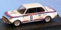 BMW 2002   St.Nr. 8    Alpenfahrt 1973  Warmbold