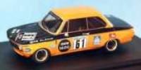 BMW 2002   St.Nr. 61    Nuerburgring 1970 Alpina Lauda