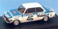 BMW 2002   St.Nr. 46    Monte Carlo 1973 KUKIDENT Hainbach/Biebinger