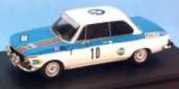 BMW 2002   St.Nr. 10    Olympia Rallye 1972 CASTROL Fall/Wood