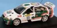 Skoda Octavia WRC   St.Nr. 11    Monte Carlo 1999 SKODA AUTO Schwarz/Hiemer