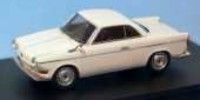 BMW 700 Coupe   St.Nr.     Strasse    weiss