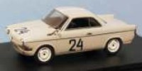 BMW 700 Coupe   St.Nr. 24    Hockenheim 1960  Stuck sen./Greger