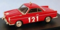 BMW 700 Coupe   St.Nr. 121    Monte Carlo 1964  Nilsen pre-painted