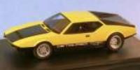 De Tomaso Pantera GTS   St.Nr.     Strasse 1973  schwarze Hauben gelb