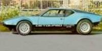 De Tomaso Pantera GTS   St.Nr.     Strasse 1973  schwarze Hauben blaumet.