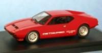 De Tomaso Pantera GTS   St.Nr.     Strasse 1973  einfarbig rot