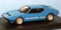 De Tomaso Pantera GTS   St.Nr.     Strasse 1973  einfarbig blau