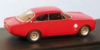 Alfa Romeo GTAm   St.Nr.     Strasse    pre-painted
