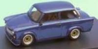 Trabant Racing   St.Nr.     Strasse    blau