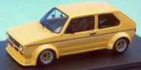 VW Golf Gr.2   St.Nr.     Strasse 1975