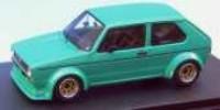 VW Golf Gr.2   St.Nr.     Strasse 1975   gruen
