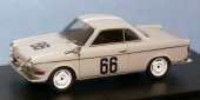 BMW 700 Coupe   St.Nr. 66    Monte Carlo 1961  Metternich/Hohenlohe pre-painted